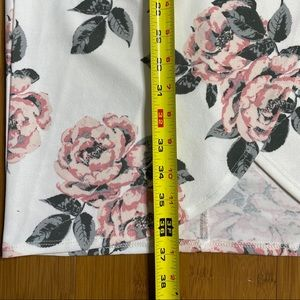 Streetwear Society Dresses - NWT Streetwear Society floral wrap dress white M